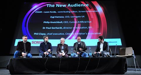New audience panel