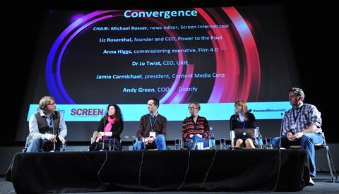 Convergence panel