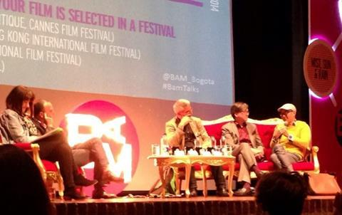 BAM Festivals talk