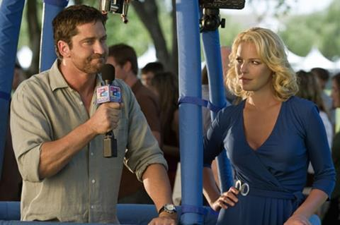 Katherine Heigl and Gerard Butler star in The Ugly Truth
