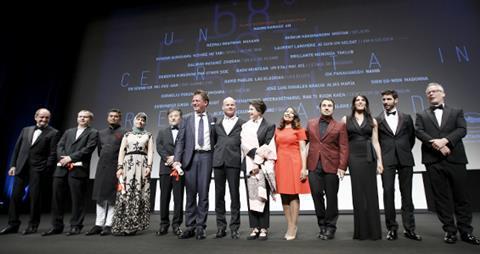 Cannes Un Certain Regard winners 2015