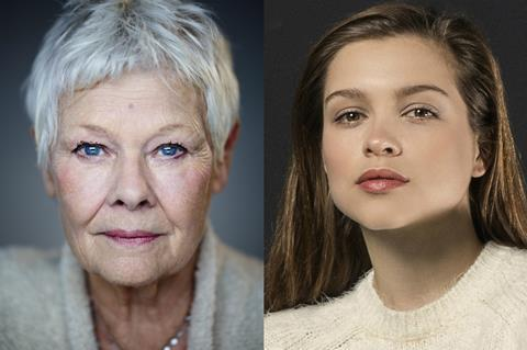 Judi dench sophie cookson