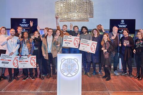 Cine mart awards iffr