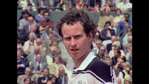 John McEnroe In The Realm Of Perfection