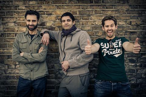 Amar, Akbar and Tony