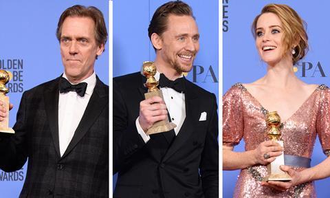 British Golden Globe winners