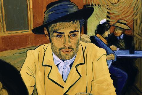 Loving Vincent The Story Behind The World S First Fully Painted Film Features Screen