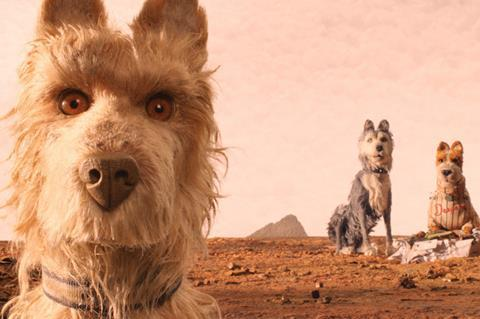 Isle of dogs fox searchlight