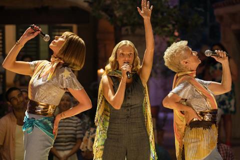 Mamma Mia Here We Go Again Universal