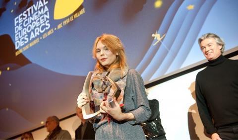 Agata Trzebuchowska, Les Arcs