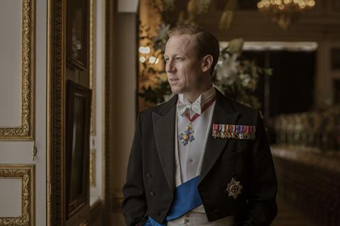 Tobias Menzies The Crown Netflix