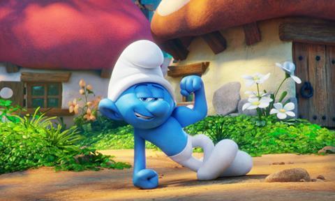 Smurfs The Lost Village