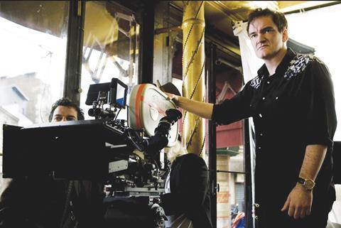Quentin Tarantino, Inglourious Basterds