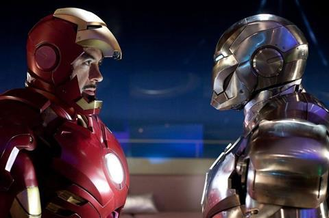 Iron Man 2 shows mettle at the UK box office News Screen