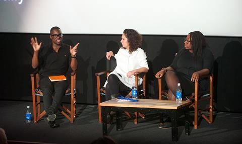 Screen Film Summit Femi Oguns Deborah Sathe Matimba Kabalika