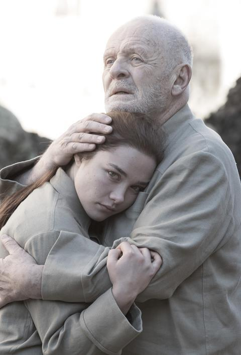 king lear first look