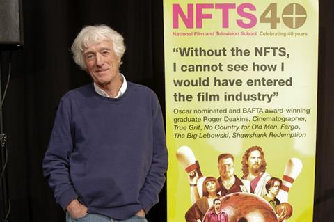 Roger Deakins NFTS