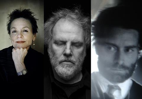 Laurie Anderson Guy Maddin Chris Milk