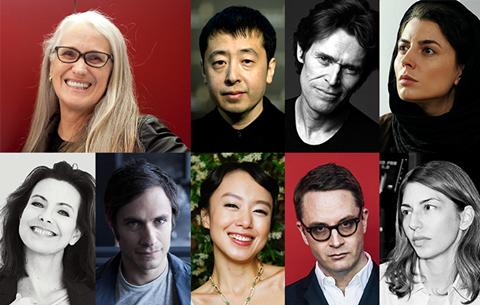Cannes jury 2014
