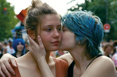 Blue Is The Warmest Colour c wild bunch