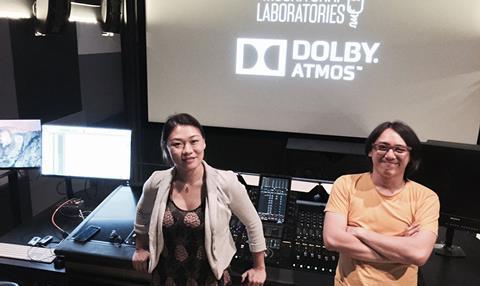 Dolby Atmos Singapore