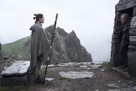 Star wars the last jedi disney