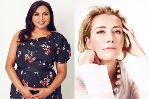 Mindy Kaling Emma Thompson