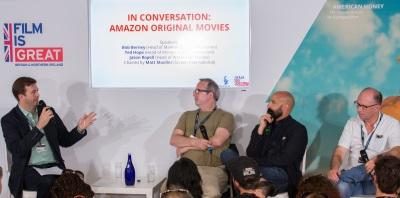 Cannes Amazon Ted Hope Matt Mueller Jason Ropell bob berney