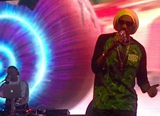 Snoop Dogg at CineEurope