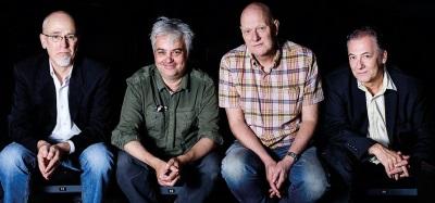 FrightFest directors Ian Rattray, Paul McEvoy, Alan Jones, Greg Day