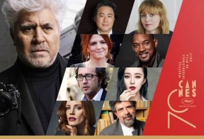 Cannes jury 2017