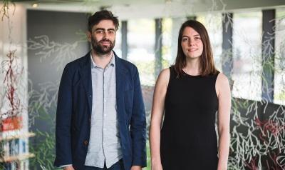 Producer Jacob Thomas and WriterDirector Eva Riley