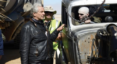 Mad Max: Fury Road BTS