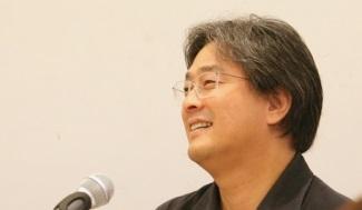 Park Chan Wook at his Jerusalem masterclass