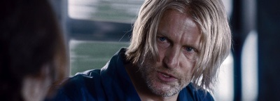 Woody Harrelson in The Hunger Games