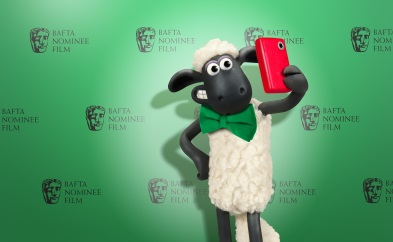 Shaun the Sheep BAFTA