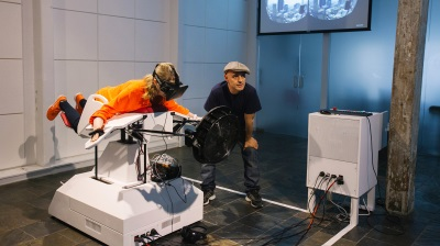 Sundance Birdly VR