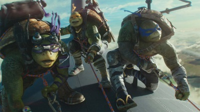 Teenage Mutuant Ninja Turtles 2