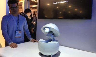 Panasonic robot