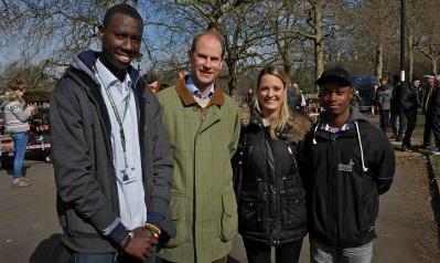 Jean de Dieu Ngirabaganwa, Prince Edward, Batel Israel, Mbuelo Mvimbi